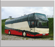 44-68 seats tourist buses